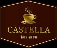 Kaviareň castella logo