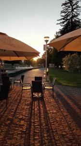 kaviareň terasa Bardejov
