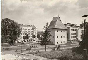Historická bašta bardejov